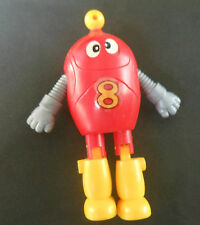 "ROBOCON Banpresto Jointed 4"" Tall  ~ Ray Rohr Cosmic Artifacts Estate"