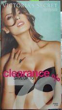 Victoria's Secret Feb 2013 Clearance catalog Alessandra Ambrosio Candice Miranda