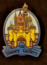 Disney Pins - The Disney Gallery - DL Castle - Early 90's - VINTAGE! RARE!