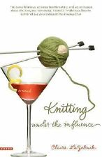 Knitting Under the Influence-ExLibrary
