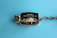 Sydney Harbour Bridge and Opera House Nail Clipper Keyring Keychain