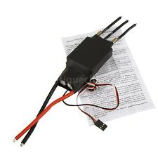 GoolRC  125A Brushless Water Cooling ESC with 5V/5A SBEC for RC Boat Model W4P7