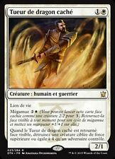 MTG Magic DTK - Hidden Dragonslayer/Tueur de dragon caché, French/VF