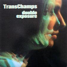 CD TRANSCHAMPS Double Exposure TRANSAM + FU**ING CHAMPS Thrill Jockey Post Rock
