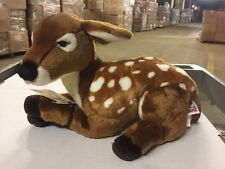 Webkinz Signature Deer Soft Plush Animal With Online Code Ganz
