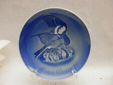 Bing & Grondahl Ltd Ed, Mother's Day Plate, Bird Family, 1970 - NO BOX