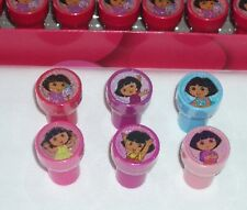10 Nickelodeon Dora Explorer Party Self Inking Stamper 3+ Child Party Bag Filler