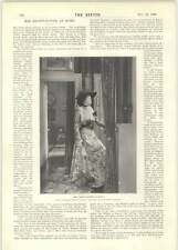 1899 Miss Edith Neville Mrs Brown Potter At Home