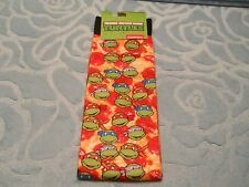 Nickelodeon Men's Crew Socks 1 Pair Multi-Color Sock Size 10-13 Fits # CR2E46TMT