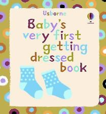 Baby's Very First Getting Dressed (Baby's Very First Board Book)