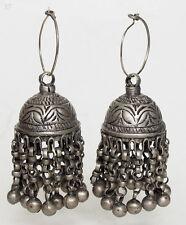 antik Orient nomaden Ohrringe afghan tribal kuchi Tussles Vintage earring 17/17