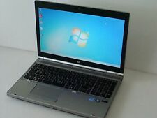 "HP EliteBook 8560p 15"" 1600x900 Core i5-2520M 2.5/8/320GB Win7 ATI Gaming Laptop"