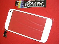 VETRO+TOUCH SCREEN per ALCATEL ONE TOUCH 997D ULTRA OT LCD DISPLAY BIANCO NUOVO