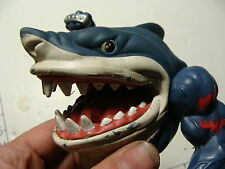 action figure--Great white shark soft head, 1995, street wise