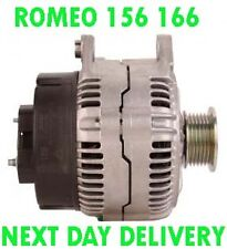 ALFA ROMEO 156 166 2.0 2.5 3.0 1997 1998 1999 2000 2001   2003 RMFD ALTERNATOR