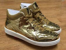 NIKE NSW TIEMPO '94 MID SP LIQUID GOLD SOCCER FOOTBALL SHOES SNEAKERS 10.5 RARE