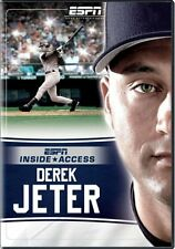 DEREK JETER  ESPN Inside Access NY YANKEES DVD  **BRAND NEW** NYY