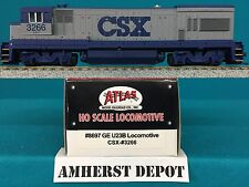 8686 Atlas HO GE U23B CSX  Locomotive NIB