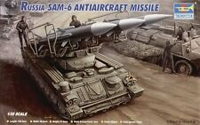 1/35 Trumpeter 00361; SA-6 GAINFUL- Russian Tracked SAM
