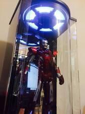 Toys  Box 1/6 LED Crystal Hall of Armor For Hot Toys Iron Man MK XLIII XLII VII