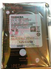 "Toshiba 2.5"" 500GB 7200RPM 16MB 7mm SATA 6Gbps laptop Internal Hard Drive US"