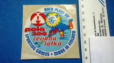 Adesivo da collezione CHAMPION HOCKEY POLA 200, LEIJONA LATKA  made in FINLAND