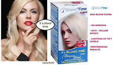 Max Blond Hair Bleaching Colour Kit product Professional result No Ammonia best