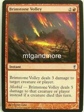 Magic Conspiracy - 4x Brimstone Volley