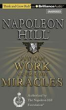 4 CD Napoleon Hill You Can Work Your Own Miracles