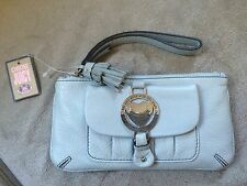NEW Juicy Couture Leather Wristlet Wallet
