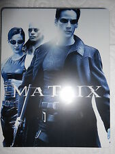 MATRIX JAPAN EXCLUSIVE STEELBOOK SEALED BRAND NEW RARE !!