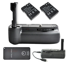 Vertical Shutter Battery Grip For Nikon D3100 D5100 D3200 2x EN-EL14 + IR Remote