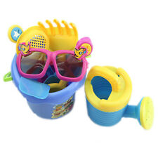9pcs Baby Funny Cool Barrels Sunglasses Beach Bathing Paddle Educational Toys