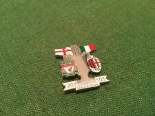 Metal Pin Badge Football 2005 Champion League Final