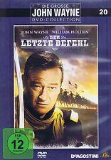 DVD NEU/OVP - Der letzte Befehl - John Wayne & William Holden