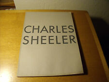 Charles Sheeler Exhibit catalog 1939 Abstract New York Mega Rare Art