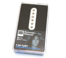 Seymour Duncan STK-S10n YJM Fury Stack White Neck/Mid Strat® Pickup 11203-31-Wh