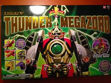 Mighty Morphin Power Rangers Legacy Thunder Megazord & Tigerzord (Non-Leaning)