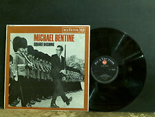 MICHAEL BENTINE  Square Bashing  L.P.    Lovely copy !