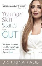 Younger Skin Starts in the Gut New Paperback Book