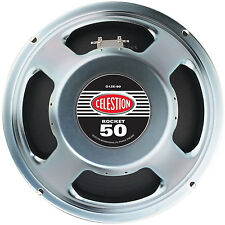 "Celestion Rocket 50 12"" 16 Ohm Guitar Speaker 50W"