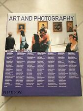 ART AND PHOTOGRAPHY phaidon 2003 / hofer richter woodman crewdson