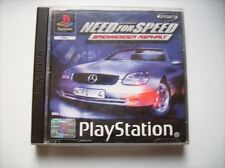 Need For Speed IV - Burning Asphalt PS1 Playstation 1