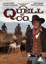 QUELL & CO - POST CIVIL WAR TEXAS   - WESTERN  DVD - FREE POST IN UK