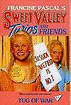 TUG OF WAR (Sweet Valley Twins), Pascal, Francine, Acceptable Book