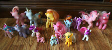 My Little Pony Lot Incl. Rainbow Flash Pinkie Pie Hidden Treasure Figures Hasbro