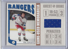 2004-05 PHIL ESPOSITO JERSEY gold /20 ITG IN THE GAME FRANCHISES #EMS-19