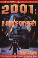2001: A Space Odyssey (G K Hall Perennial Large Print Book)-ExLibrary