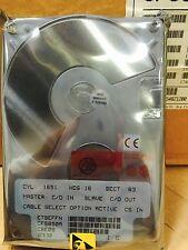 """*New* Conner (CFS850A) 850MB, 3.5"""" IDE Internal Hard Drive"""