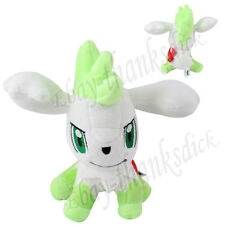 "Lovely Pokemon Shaymin 16.5cm/6.6"" Soft Plush Stuffed Doll Toy #492"